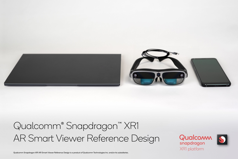 Qualcomm lunettes realite augmentee 01