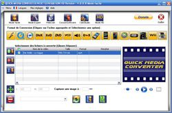 Quick Media Converter HD screen2