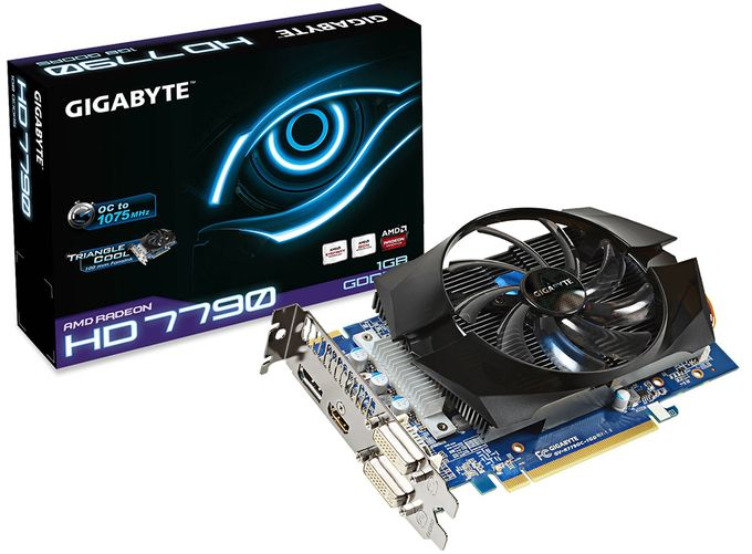 Radeon HD 7790 Gigabyte