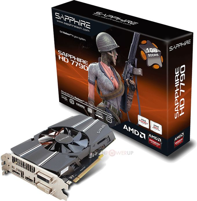 Radeon HD 7790 Sapphire