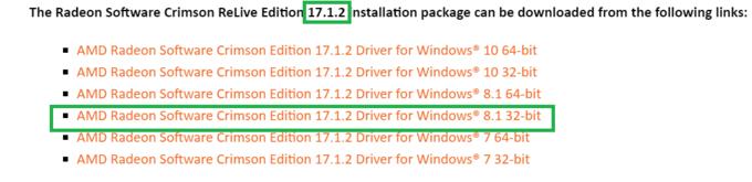 Radeon Software (1)