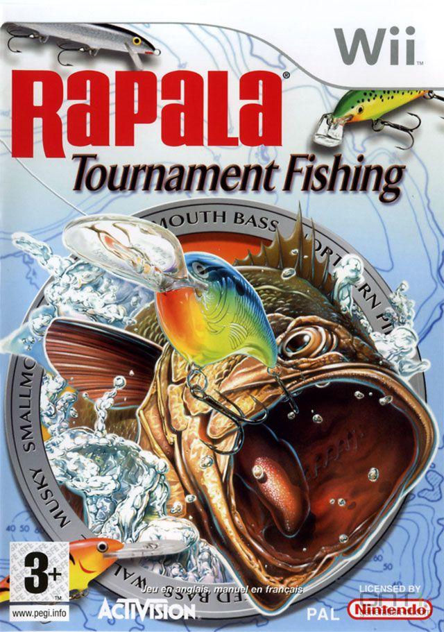 Rapala Tournament Fishing Packshot