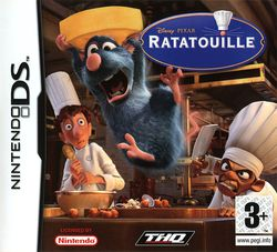 Ratatouille packshot ds