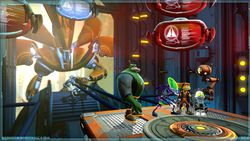 Ratchet & Clank : All 4 One - 1
