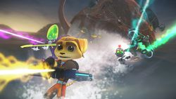 Ratchet & Clank : All 4 One - 3