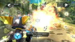 Ratchet & Clank : A Crack in Time - 7