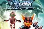 Ratchet & Clank : A Crack in Time - pochette