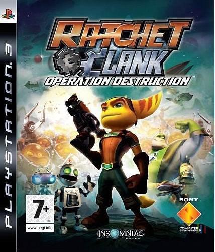 Ratchet et Clank Op