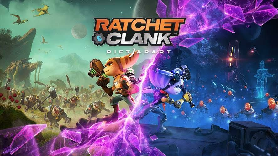 Ratchet Clank Rift Apart PS5 4K
