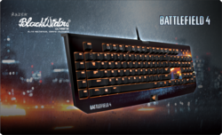 Razer BlackWindow Ultimate BF4