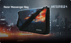 Razer Messenger Bag BF4