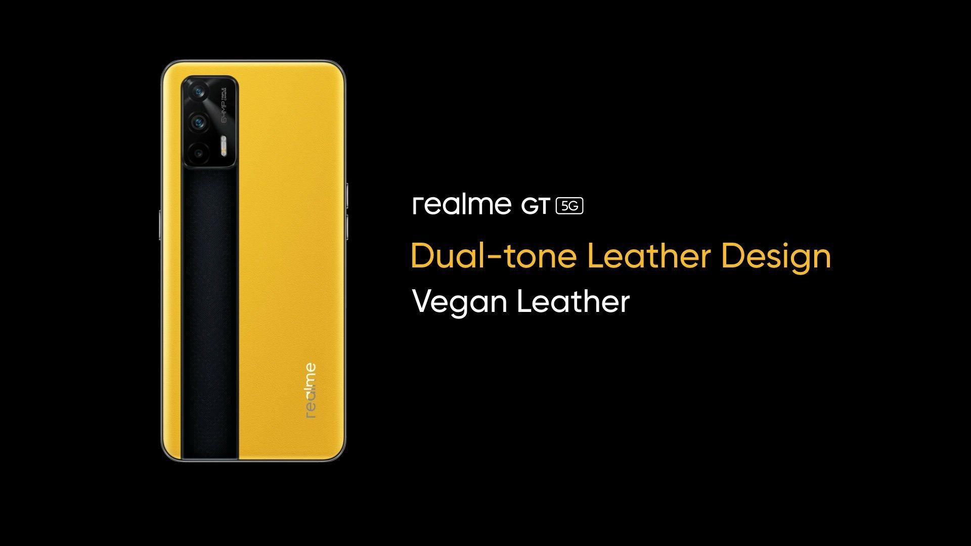 Realme GT 5G 1