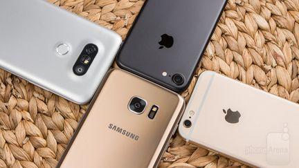 Recharge smartphones