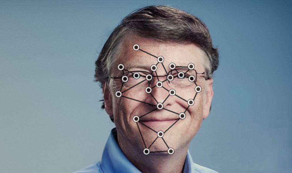 Photos de logiciels de reconnaissance faciale