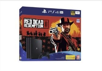 Red Dead PS4 bundle