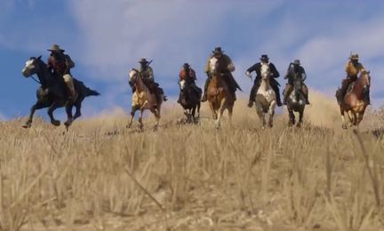 Red Dead Redemption 2 -1