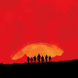 Red Dead Redemption 2 - artwork