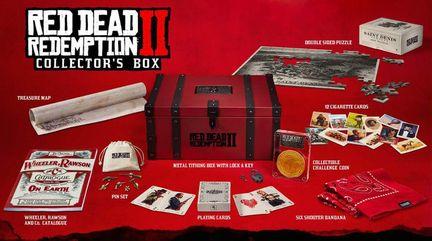 Red Dead Redemption 2 Coffret du collectionneur