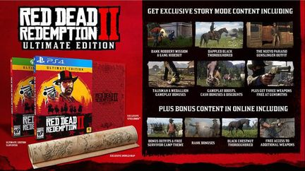 Red Dead Redemption 2 Edition Ultime