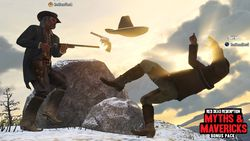 Red Dead redemption Mythes et Insoumis (2)