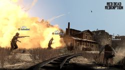 Red Dead Redemption - Outlaws to the End Co-Op Mission Pack - Image 12