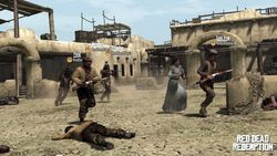 Red Dead Redemption - Outlaws to the End Co-Op Mission Pack -  Image 14