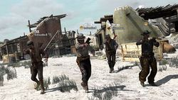 Red Dead Redemption - Outlaws To The End Co-Op Mission Pack -  Image1