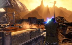Red Faction Guerilla PC - Image 6