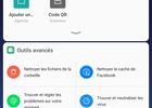 Redmi Note 8T raccourcis