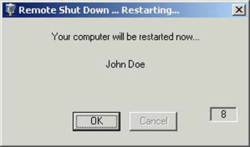 Remote Shutdown logo
