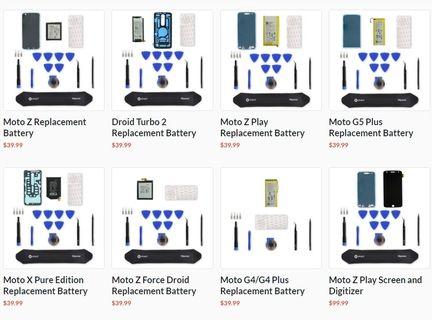 réparation Motorola