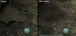 Resident Evil 4 HD Project - comparatif 3