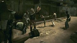 Resident Evil 5 PS4 Xbox One - 8