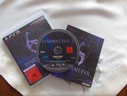 Resident Evil 6 copie PS3