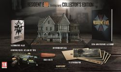 Resident Evil 7 - edition collector.