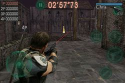 Resident Evil Mercenaries VS - 10
