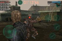 Resident Evil Mercenaries VS - 2