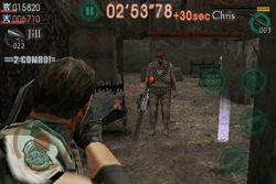Resident Evil Mercenaries VS - 4