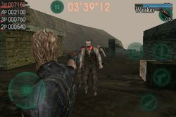 Resident Evil Mercenaries VS - 8