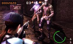 Resident Evil The Mercenaries 3D - 1