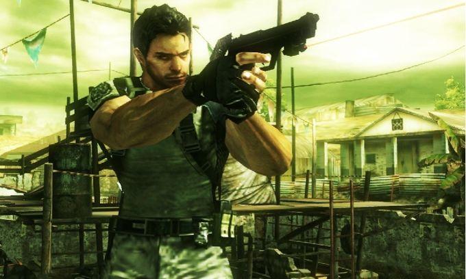 Resident Evil : The Mercenaries 3D - 2