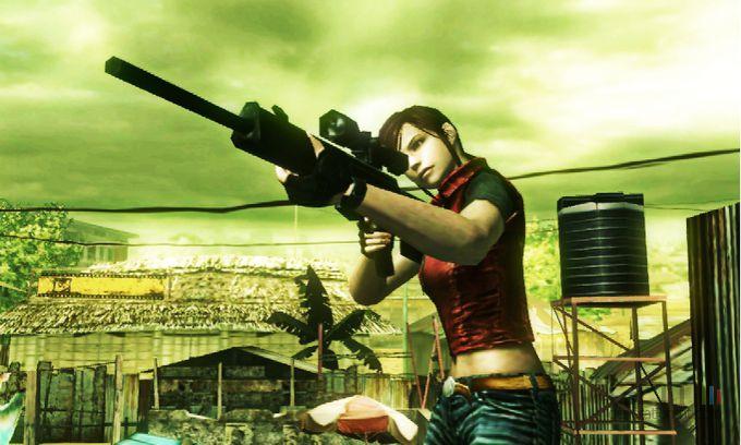 Resident Evil : The Mercenaries 3D - 3