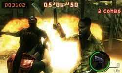 Resident Evil The mercenaries