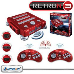 RetroN 3 rouge