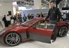 Francfort 2011 : à 23 ans, il conçoit sa Ferrari électrique