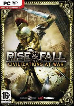 Rise & Fall Civilizations at War logo 2