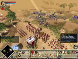Rise et Fall Civilizations at War screen 1