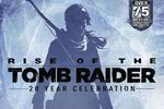 Rise of the Tomb Raider - 20eme Anniversaire