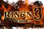 Risen 3 Blazing Oceans - logo