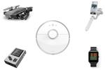 roborock-S50-Visuo-XS809HW-Xiaomi-Mijia-SJYT01FM-Colorfly-C200-Xiaomi-Huami-Amazfit-Bip-GPS